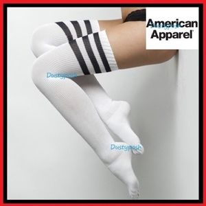 2f773cff0 Women American Apparel Thigh High Socks on Poshmark
